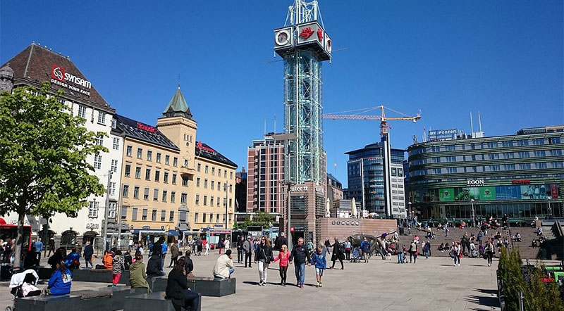 oslo downtown