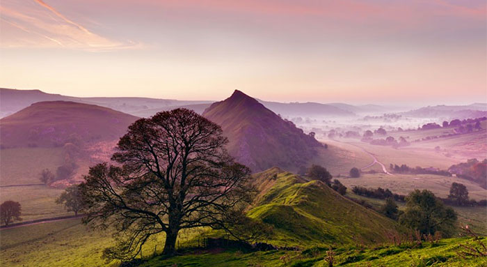 england national park